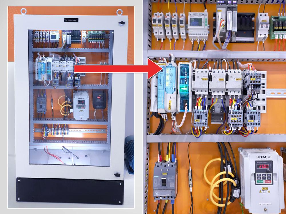 power distribution control panel manufacturer India