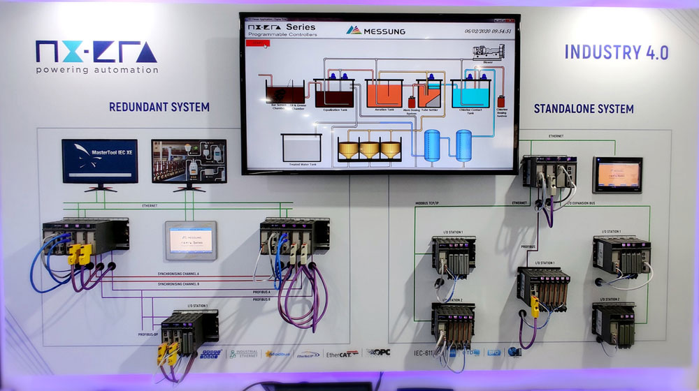 smart electrical distribution board