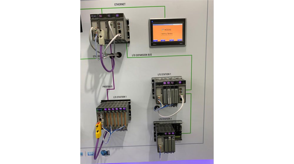 low voltage power distribution control systems