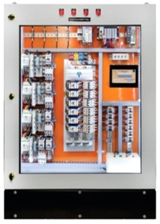 smart power distribution control systems