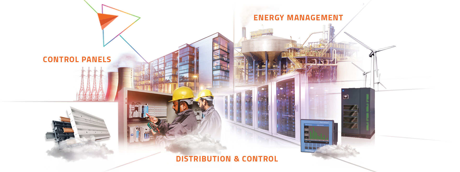 power distribution control panel manufacturer